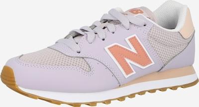Sneaker low new balance pe bej / lila / corai, Vizualizare produs
