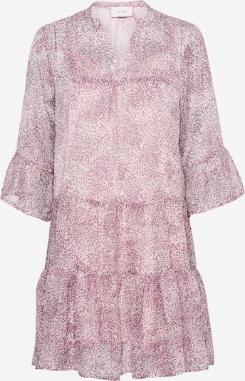 Neo Noir Robe 'Gunvor' en violet / blanc, Vue avec produit