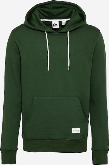 Sportinio tipo megztinis iš QUIKSILVER , spalva - tamsiai žalia, Prekių apžvalga
