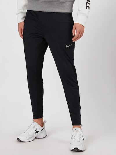 fekete NIKE Sportnadrágok 'Phenom Elite', Modell nézet