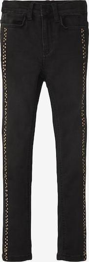 TOM TAILOR Jeans in gold / schwarz, Produktansicht