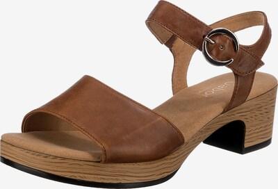 GABOR Sandaletten in braun, Produktansicht