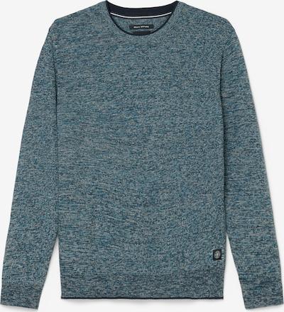 Marc O'Polo Pullover in blaumeliert, Produktansicht