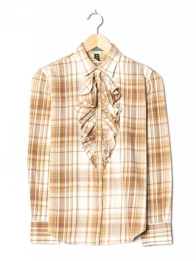Lauren Ralph Lauren Flanellhemd in M in beige, Produktansicht