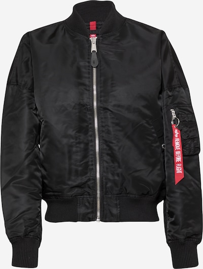 ALPHA INDUSTRIES Between-season jacket in Black, Item view