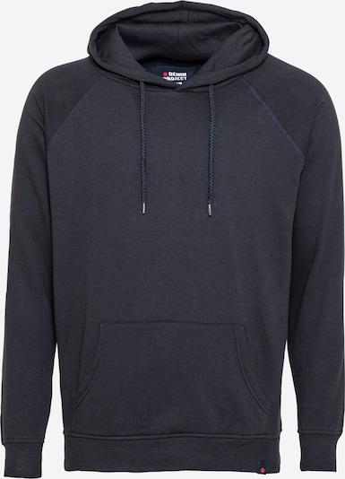 Denim Project Sweat-shirt en gris foncé, Vue avec produit