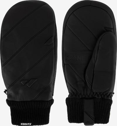Zanier Fäustling 'VOGUE MITTEN' in schwarz, Produktansicht