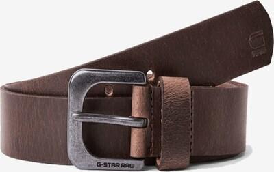 G-Star RAW Gürtel in dunkelbraun, Produktansicht