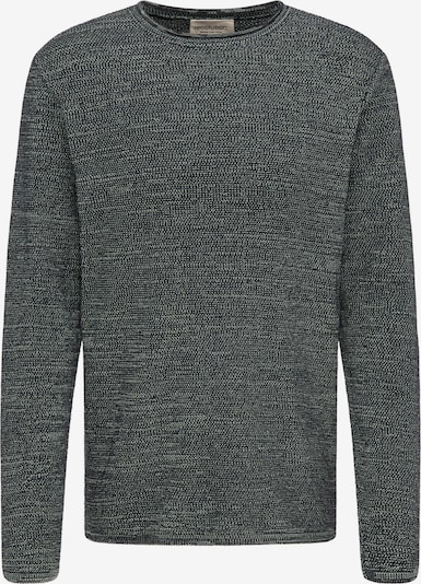 recolution Strickpullover 'Knit Crew Neck' in grau, Produktansicht