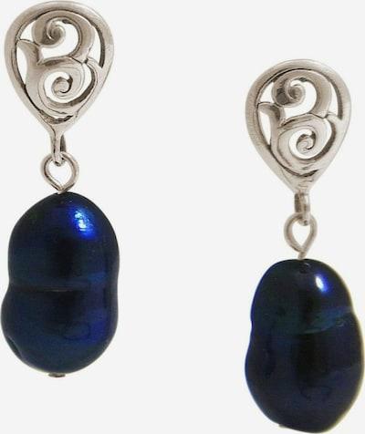 Gemshine Ohrringe in blau / silber, Produktansicht