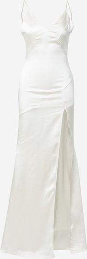 CLUB L LONDON Robe de soirée en ivoire, Vue avec produit