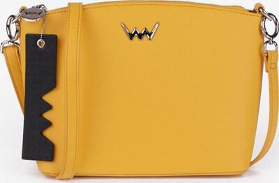 Vuch Tasche in gelb / silber, Produktansicht