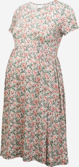MAMALICIOUS Šaty 'LILLI' - zelená / červená / černá / bílá, Produkt