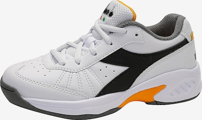 Diadora Sneakers Low für Mädchen in weiß, Produktansicht