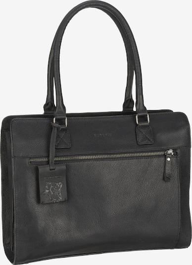 Burkely Aktentasche 'Antique Avery' in schwarz, Produktansicht