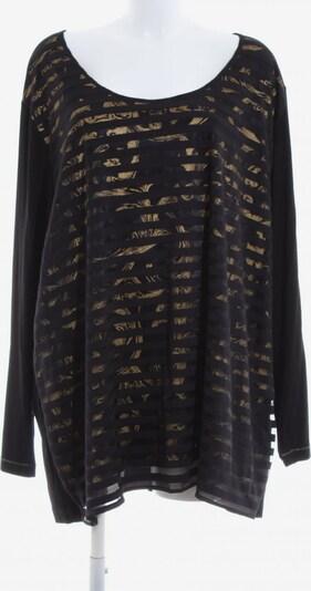 Glööckler Oversized Shirt in 9XL in schwarz, Produktansicht
