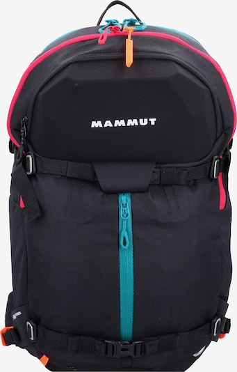MAMMUT Sportrugzak in de kleur Blauw / Pink / Zwart, Productweergave