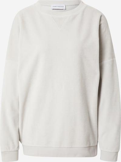 Felpa 'NORA' Karo Kauer di colore grigio chiaro, Visualizzazione prodotti