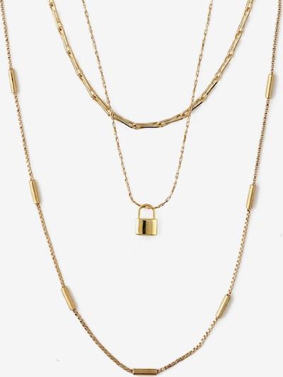 Orelia Verižica | zlata barva, Prikaz izdelka