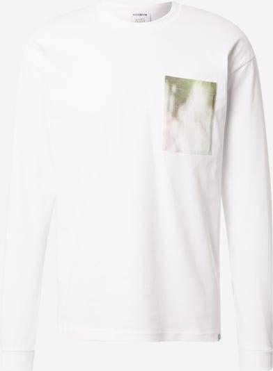 ABOUT YOU x Benny Cristo T-shirt 'Luan' i vit, Produktvy