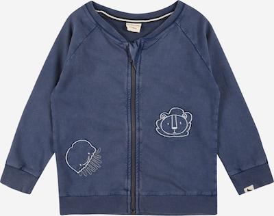 Turtledove London Jacke 'Lava' in dunkelblau / weiß, Produktansicht
