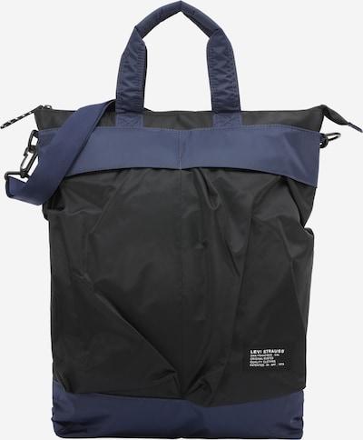 LEVI'S Batoh - námornícka modrá / čierna, Produkt