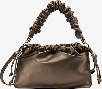 faina Handbag in Gold