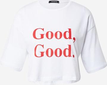 Trendyol Shirt in Wit