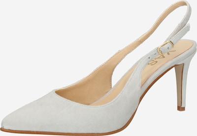 Y.A.S Cipele s potpeticom i otvorenom petom 'SHINE' u bijela, Pregled proizvoda