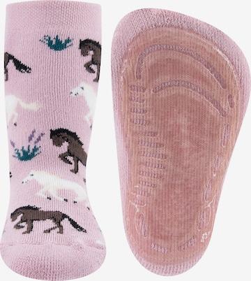 EWERS Socks in Pink