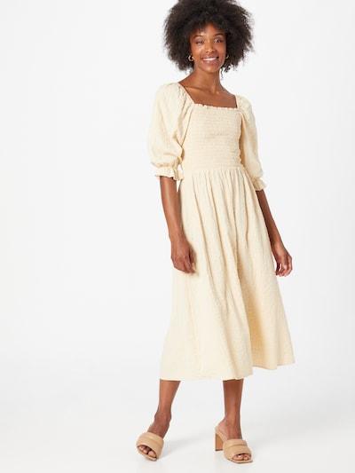 Pimkie Kleid in cappuccino, Modelansicht