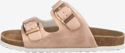 SUPERSOFT by Indigo Pantolette in pink, Produktansicht