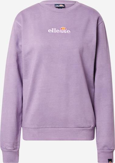 ELLESSE Sweatshirt 'Sappan' in Purple / White, Item view