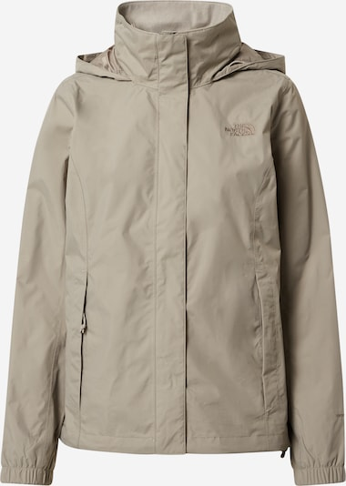 THE NORTH FACE Veste outdoor 'Resolve' en greige, Vue avec produit