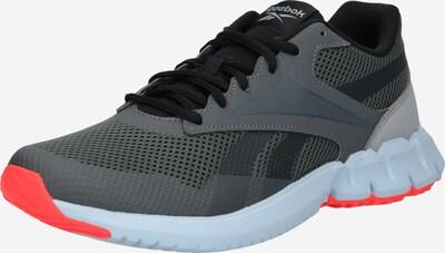 Reebok Sport Αθλητικό παπούτσι 'ZTAUR' σε γκρι / μαύρο, Άποψη προϊόντος