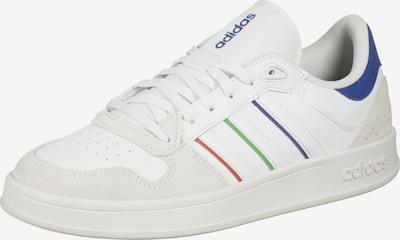 ADIDAS PERFORMANCE Sportschoen 'Breaknet Plus' in de kleur Blauw / Groen / Rood / Wit / Offwhite, Productweergave