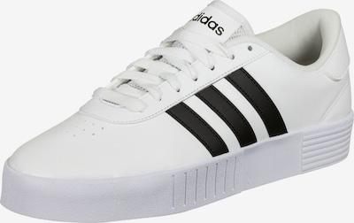 ADIDAS PERFORMANCE Sneaker 'COURT BOLD' in schwarz / weiß, Produktansicht