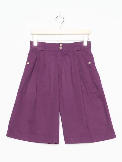 Cabin Creek Shorts in M in aubergine, Produktansicht