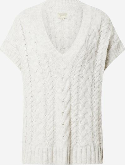 Herrlicher Pullover 'Liselotta' in weiß, Produktansicht
