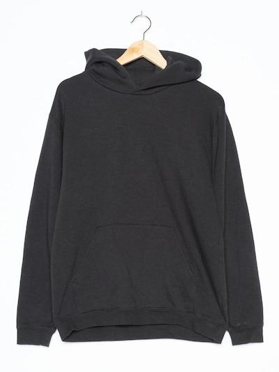 FRUIT OF THE LOOM Pullover in XL in schwarzmeliert, Produktansicht