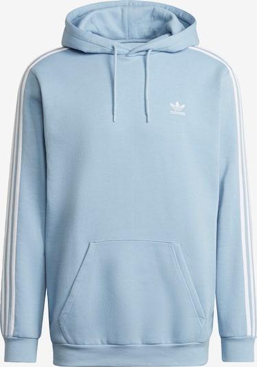 ADIDAS ORIGINALS Sweatshirt in hellblau / weiß, Produktansicht