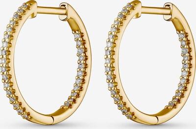 CHRIST Ohrringe in gold, Produktansicht