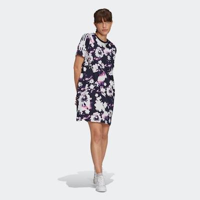 ADIDAS ORIGINALS Kleid in blau / mischfarben, Modelansicht