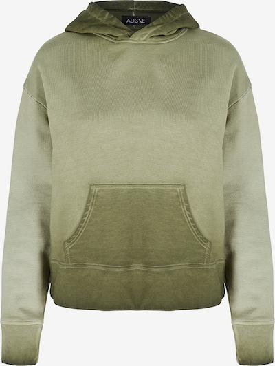 Aligne Sweater majica 'Amber' u kaki, Pregled proizvoda