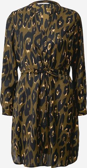 ONLY Kleid 'Cory' in grün / schwarz, Produktansicht