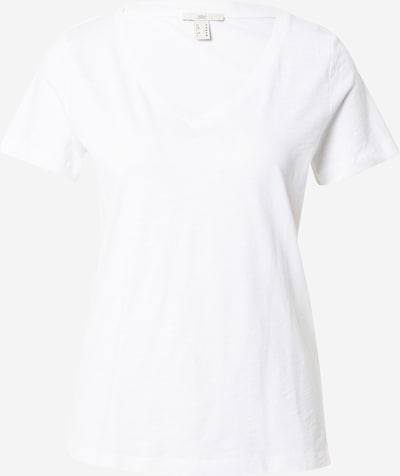 EDC BY ESPRIT T-Shirt in weiß, Produktansicht