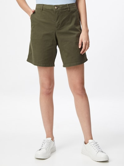 EDC BY ESPRIT Shorts in khaki, Modelansicht