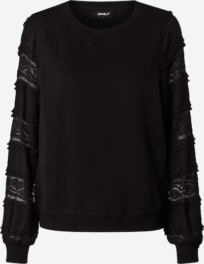 ONLY Sweater majica 'CLOVER' u crna, Pregled proizvoda