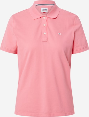 Tommy Jeans Shirt in Roze