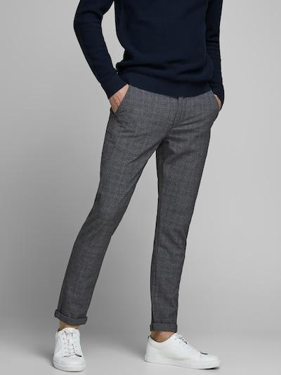 szürke / fekete JACK & JONES Chino nadrág 'MARCO STUART', Modell nézet